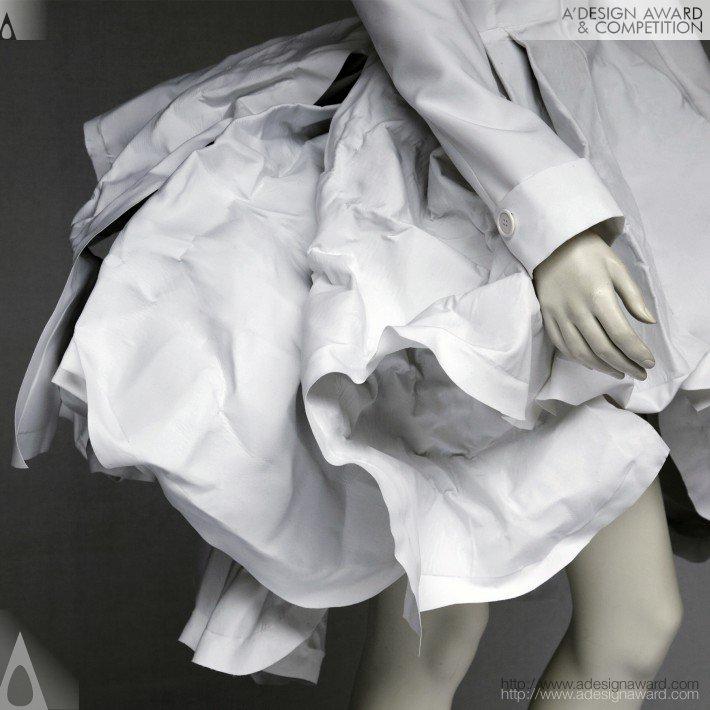 Moment (Conceptual Fashion Collection Design)