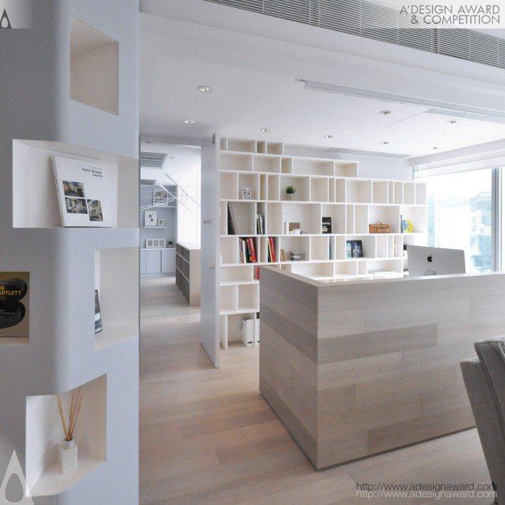 Larvotto (Residential Apartment Design)