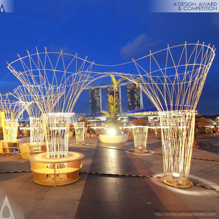 Lightscape (Pavilion Design)