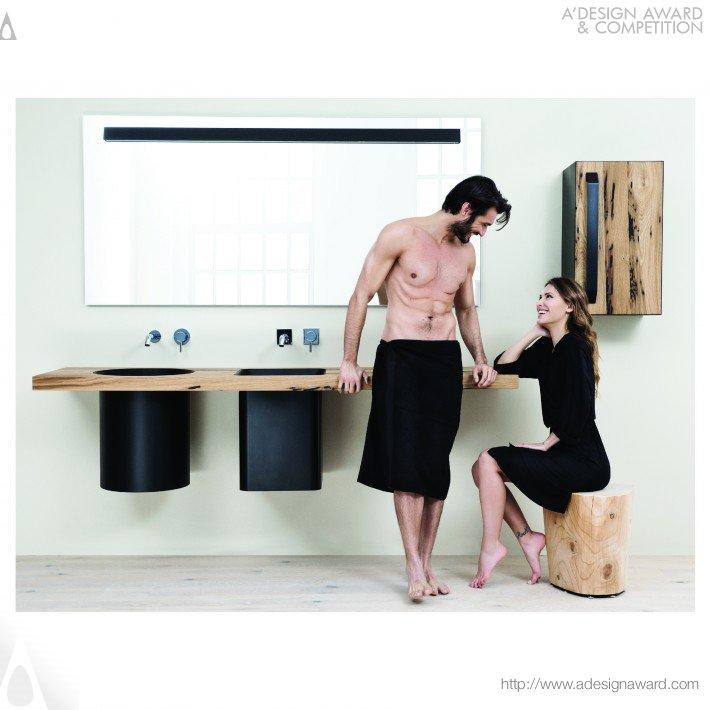 Abisso (Bathroom Furniture Collection Design)