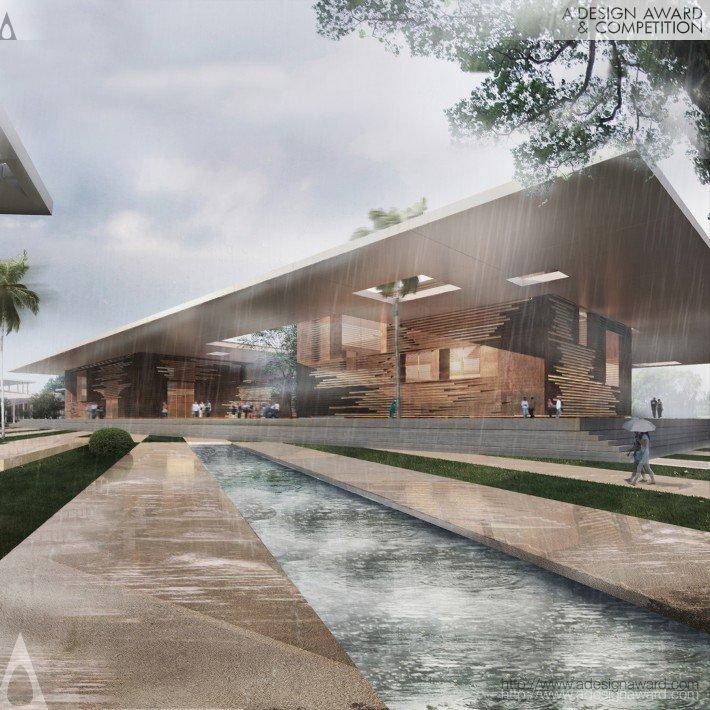 Techu Ibadan (Administrative Building Design)