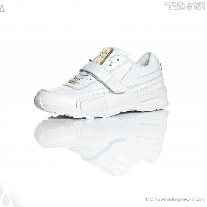 Kingdom Sneakers (Mens Fashion Footwear Design)