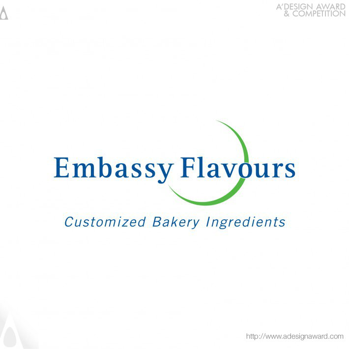 Embassy Flavours (Website Design)