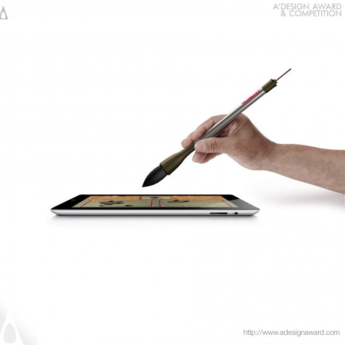 Maolus (Digital Writing Instrument Design)