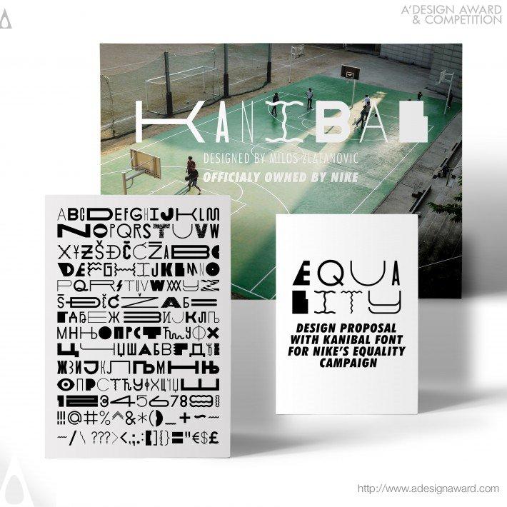 Kanibal (Font Design)