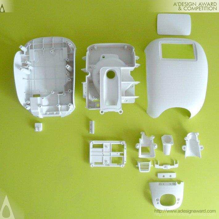 Ecocurve (Energy Efficient Dryer Design)