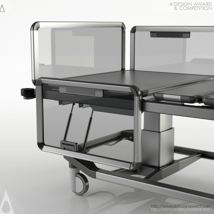 Eryigit (Hospital Bed Design)