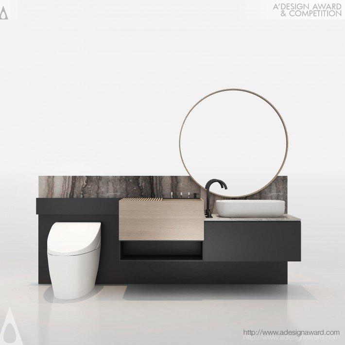 Sincere (Bathroom Cabinet Design)