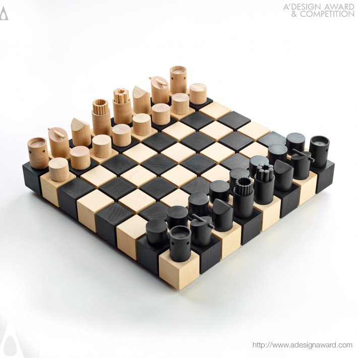 Chesset (Chess Set Design)