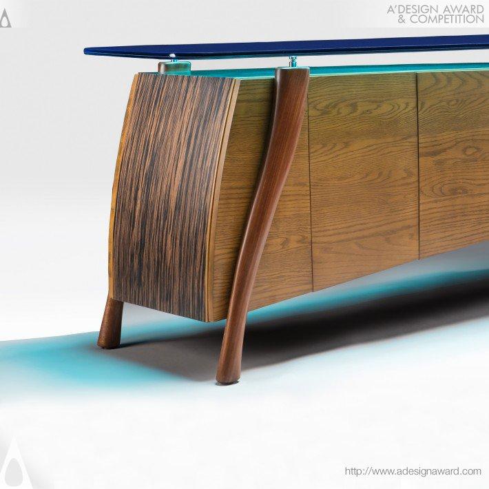 Aero (Credenza Design)