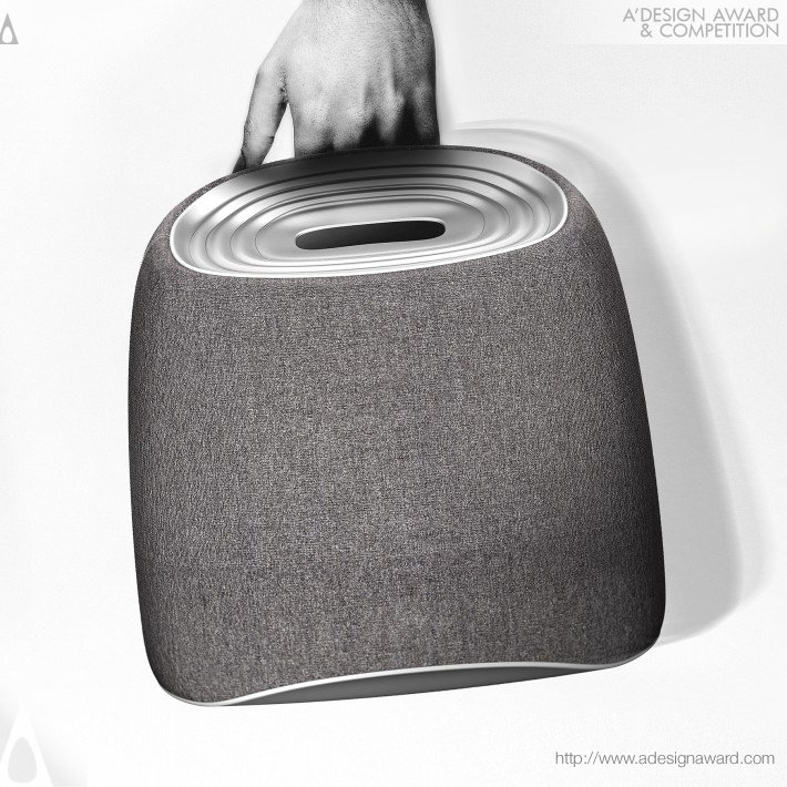 Ampathy (Vibration Speaker Design)
