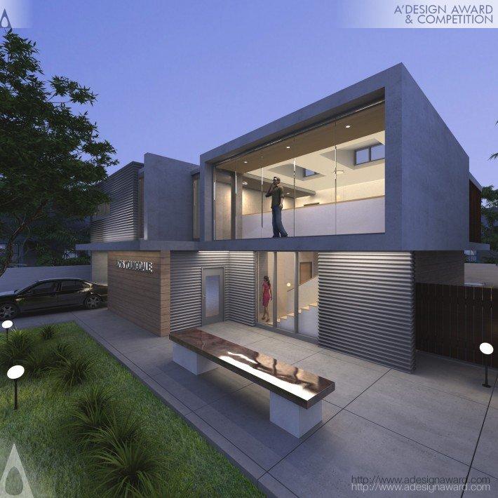 Cheung's Residence (Residence Design)