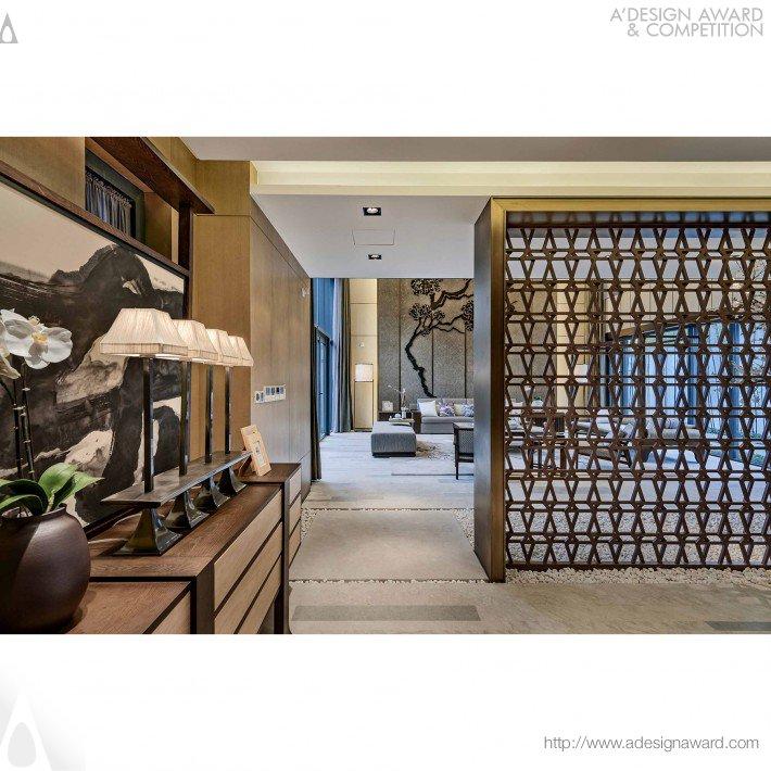 Mandarin Palace (Residence Design)