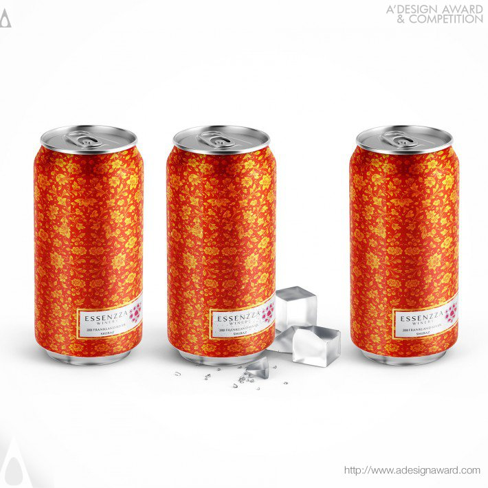 Essenzza (Wine Can Design)