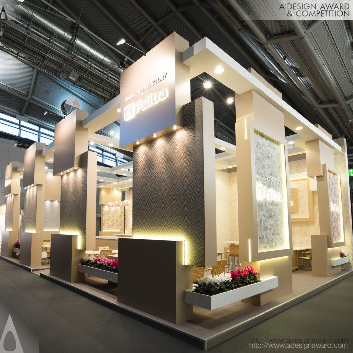 Exhibition Stand Competition Ideas : A design award and competition palitra exhibition