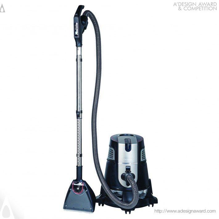 Aura Cleanmax/Roboclean Splus (Vacuum Cleaner/Cleaning Robot Design)