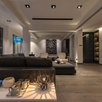 Contemporary Minimalism Villa Residential House By Max Lam