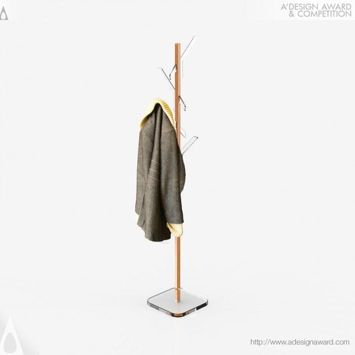 Phantom (Phantom Coat Rack Design)