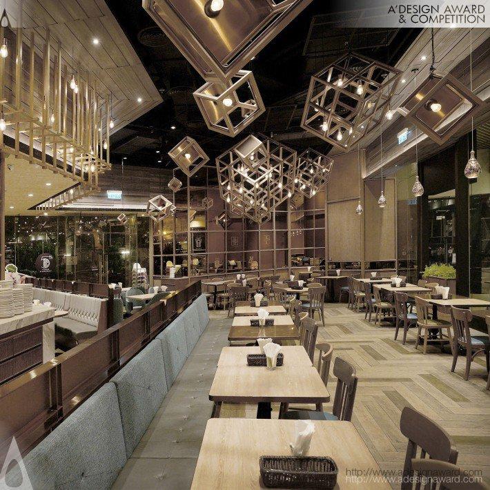Teawood Mega Box (Restaurant and Cafe Design)