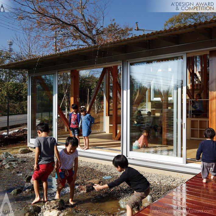 Hakusui Nursery School (Nursery School Design)
