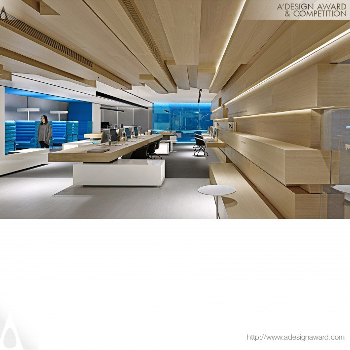 Poly K18 Office Building (Office Building Design)