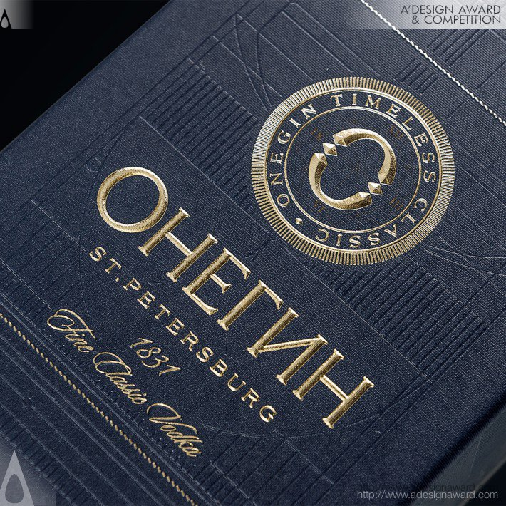 Sergey Nos - Onegin Vodka Gift Package