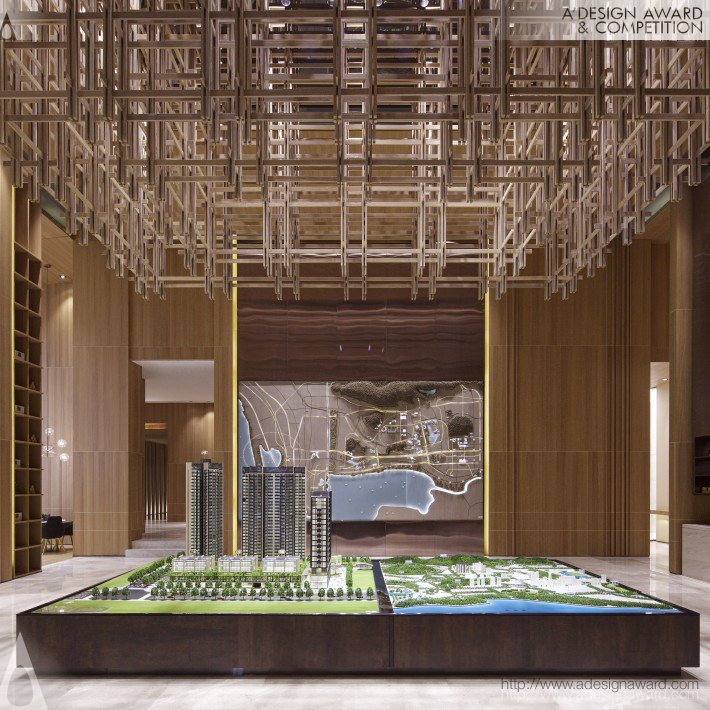 Yaokai Anluan Court & Exhibition Center (Exhibition Design)