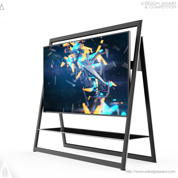 Swing (65 Inch Uhd Tv Design)