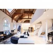 Church Conversion Interior Design