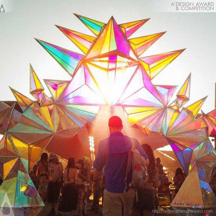Pulse Portal (Art Installation Design)