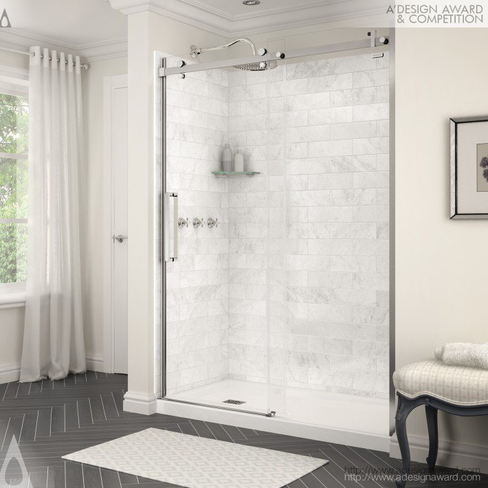 U Tile by Maax (Shower Wall Panels Design)