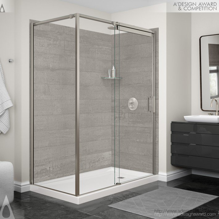 A\' Design Award and Competition - U Tile by Maax Shower Wall Panels ...