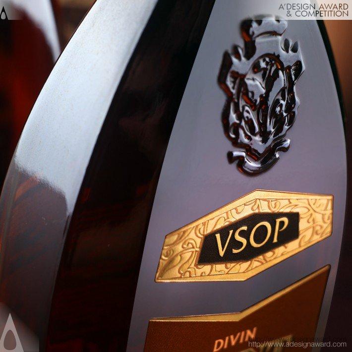 Kvint (Series of Moldovan Brandies Design)