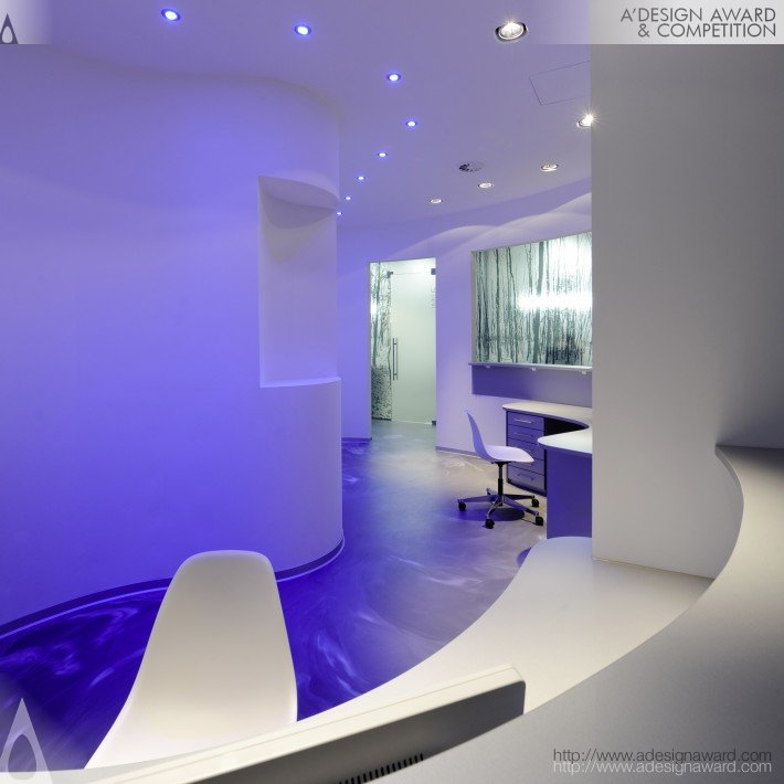 Dental Inn (Therapy-Lounge For Dental Beauty Design)