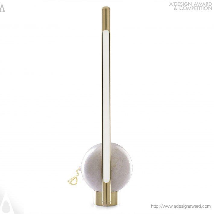 Bubble (Table Lamp Design)
