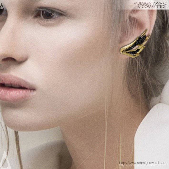 Amelia Rachim Ring, Earrings