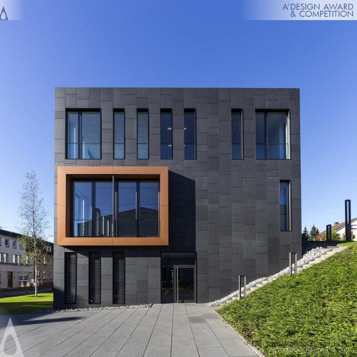 Winner Forum (Office Building Design)