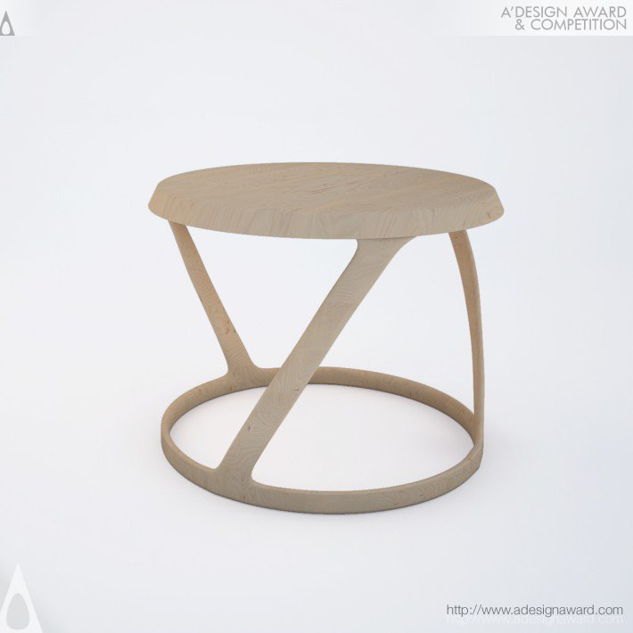 Wojciech Morsztyn - Oiiio Multifunctional Coffe Table