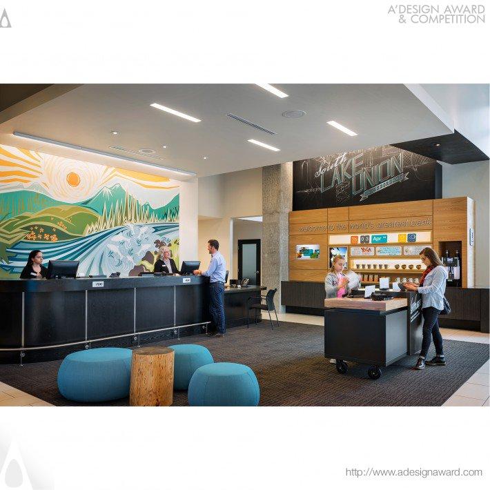 Umpqua Bank South Lake Union (Retail Store Design)