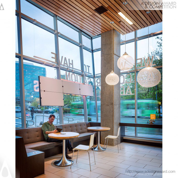 McCall Design Group Architectural Corporation Retail Store