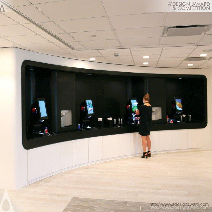 Pepsico Beverage Station (Beverage Station Design)
