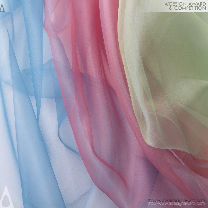 Fairy Feather (Fairy Feather  The World's Thinnest Silk Design)