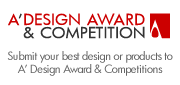 A'Design Award Call for Submissions Banner 180x85