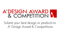 A'Design Award Call for Submissions Banner 200x125