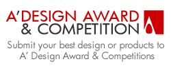 A'Design Award Call for Submissions Banner 250x100