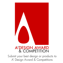 A'Design Award Call for Submissions Banner 250x250