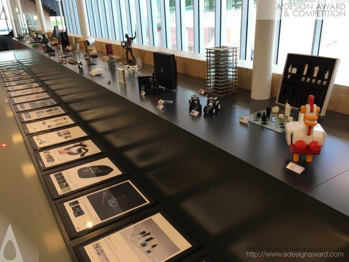 A Design Award and Competition - Exhibition