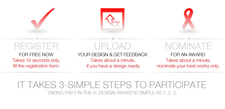 A' Design Award and Competition - Entry Instructions