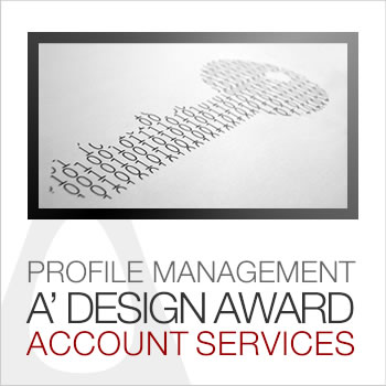 A Design Award And Competition Account Services - A design award last call for participants