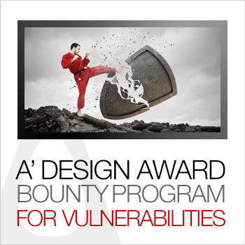 A' Design Award and Competition - Bug Bounty Program